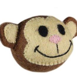 Wooly Wonkz Safari Monkey