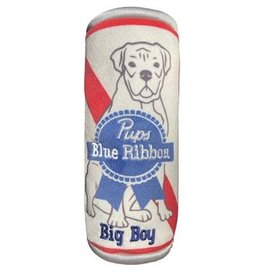 Pups Blue Ribbon (PBR Beer) Toy