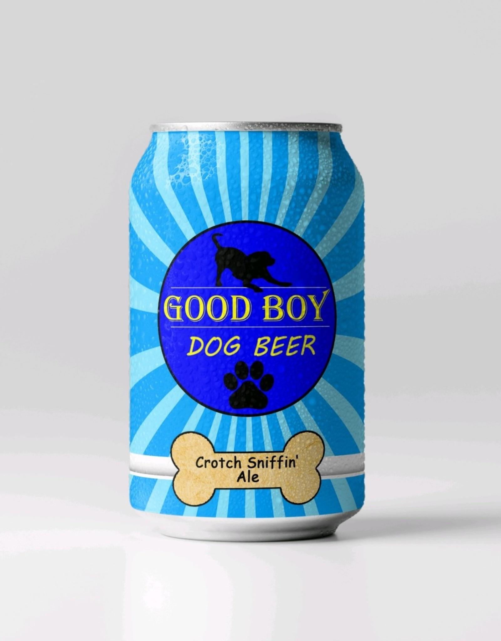 Good Boy Dog Beer Good Boy Dog Beer - Crotch Sniffin' Ale