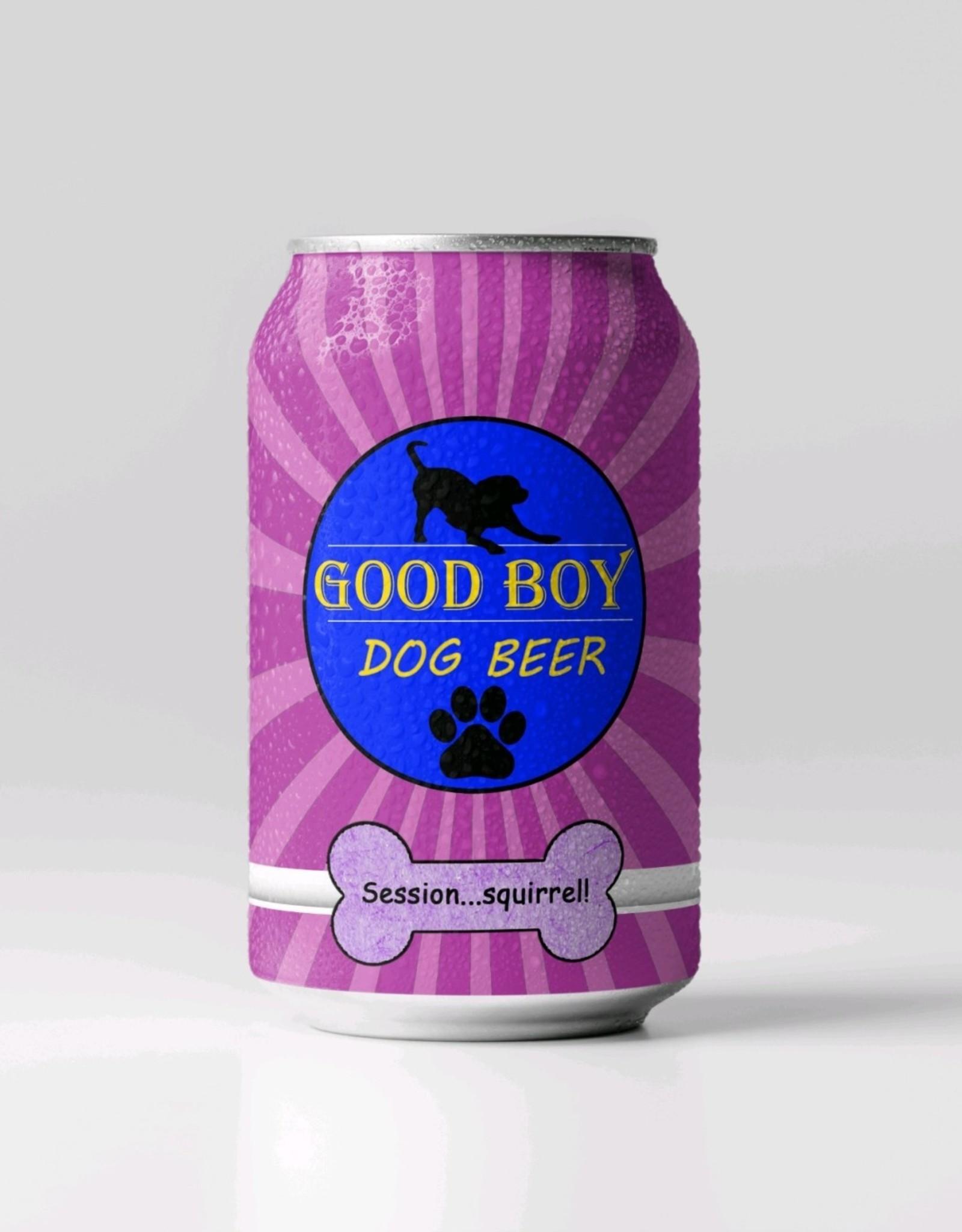 Good Boy Dog Beer Good Boy Dog Beer - Session...Squirrel!