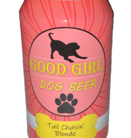 Good Boy Dog Beer Good Girl Dog Beer - Tail Chasin' Blonde
