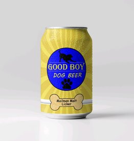 Good Boy Dog Beer Good Boy Dog Beer - Mailman Malt Licker