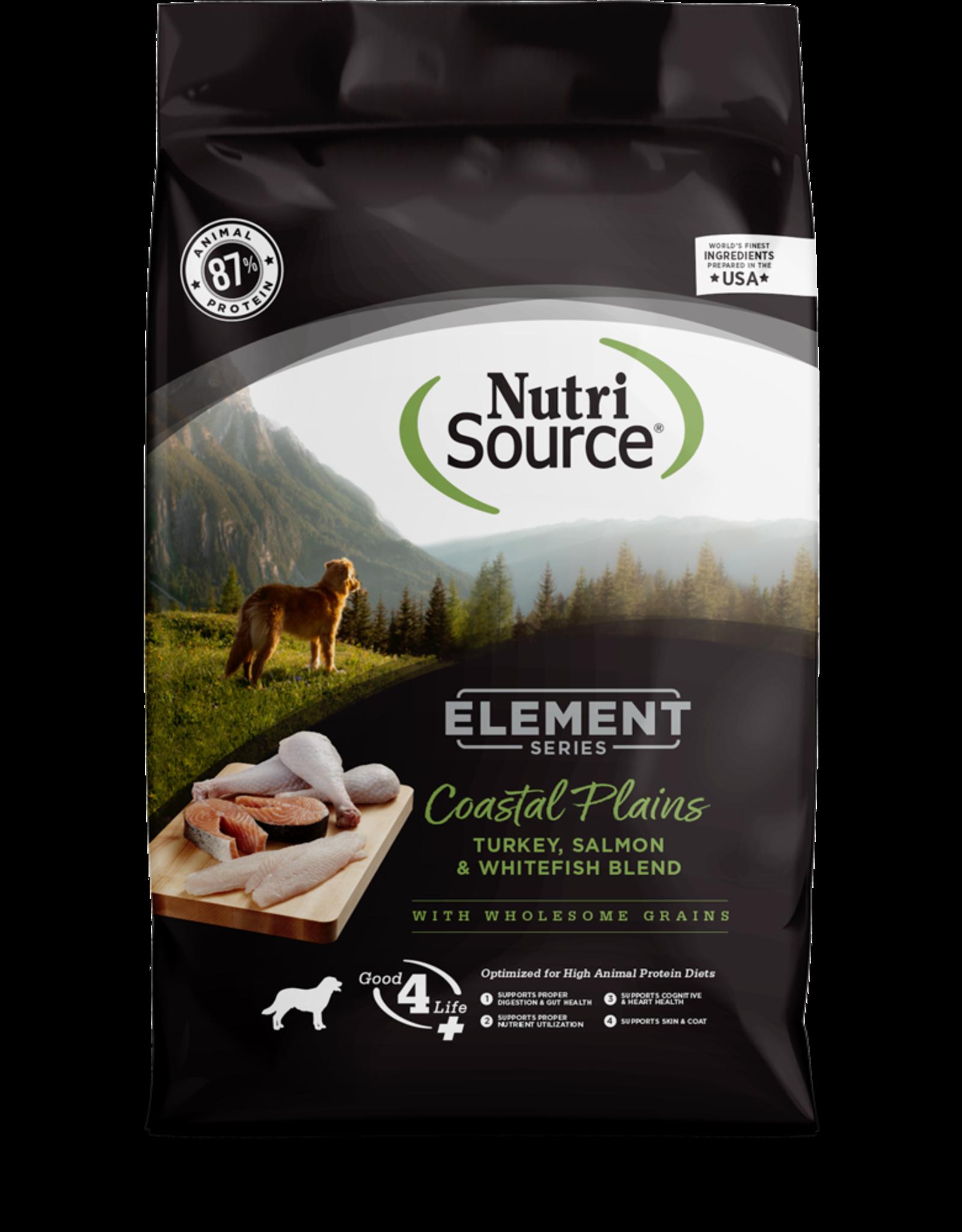 NutriSource NutriSource Element Coastal Plains Recipe