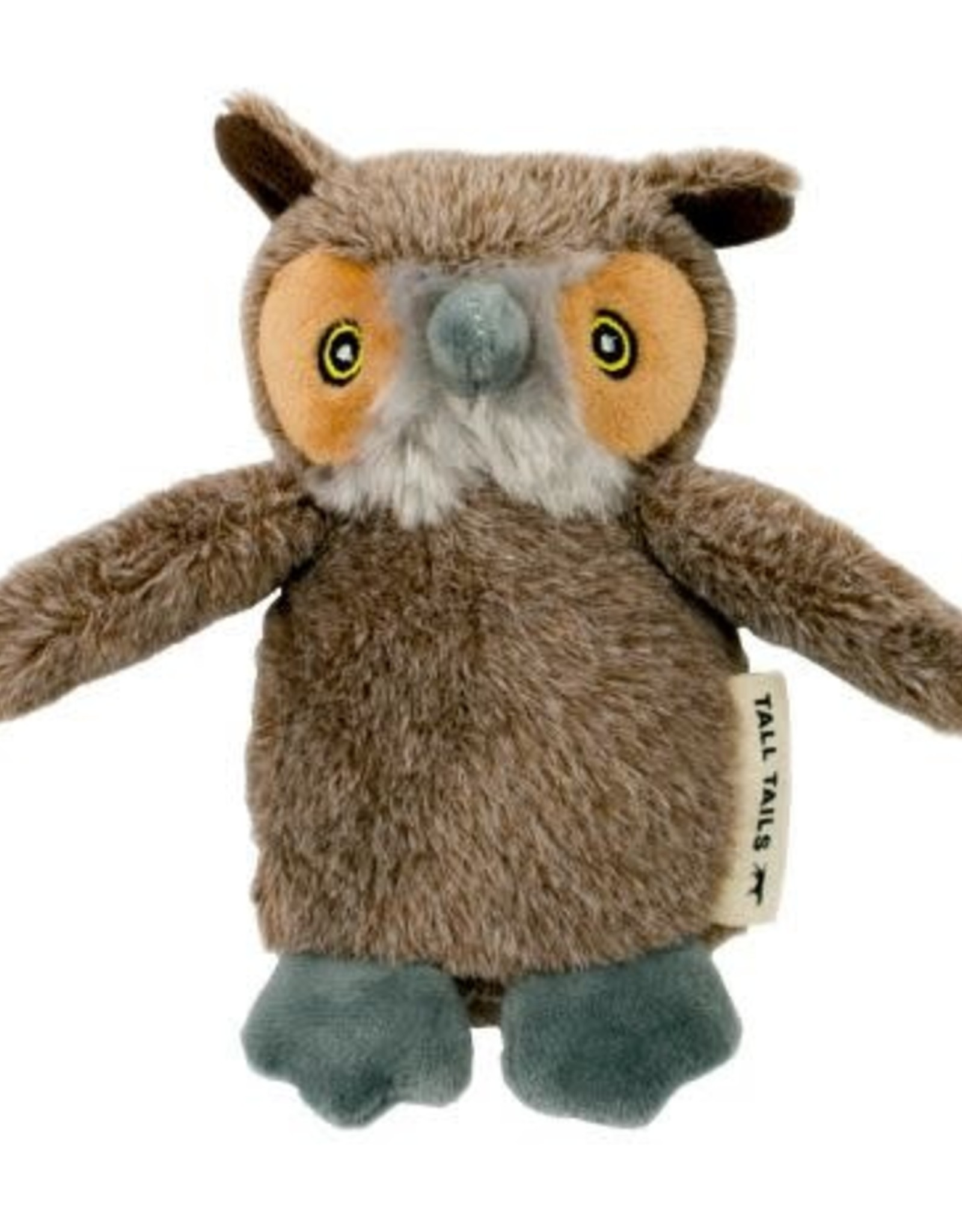Tall Tails Tall Tails Plush Baby Owl with Squeaker