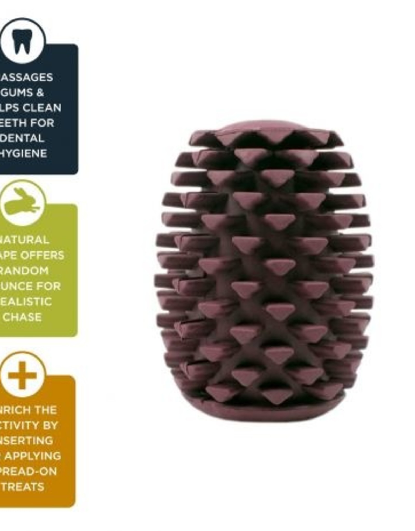 Tall Tails Tall Tails Natural Rubber Pinecone