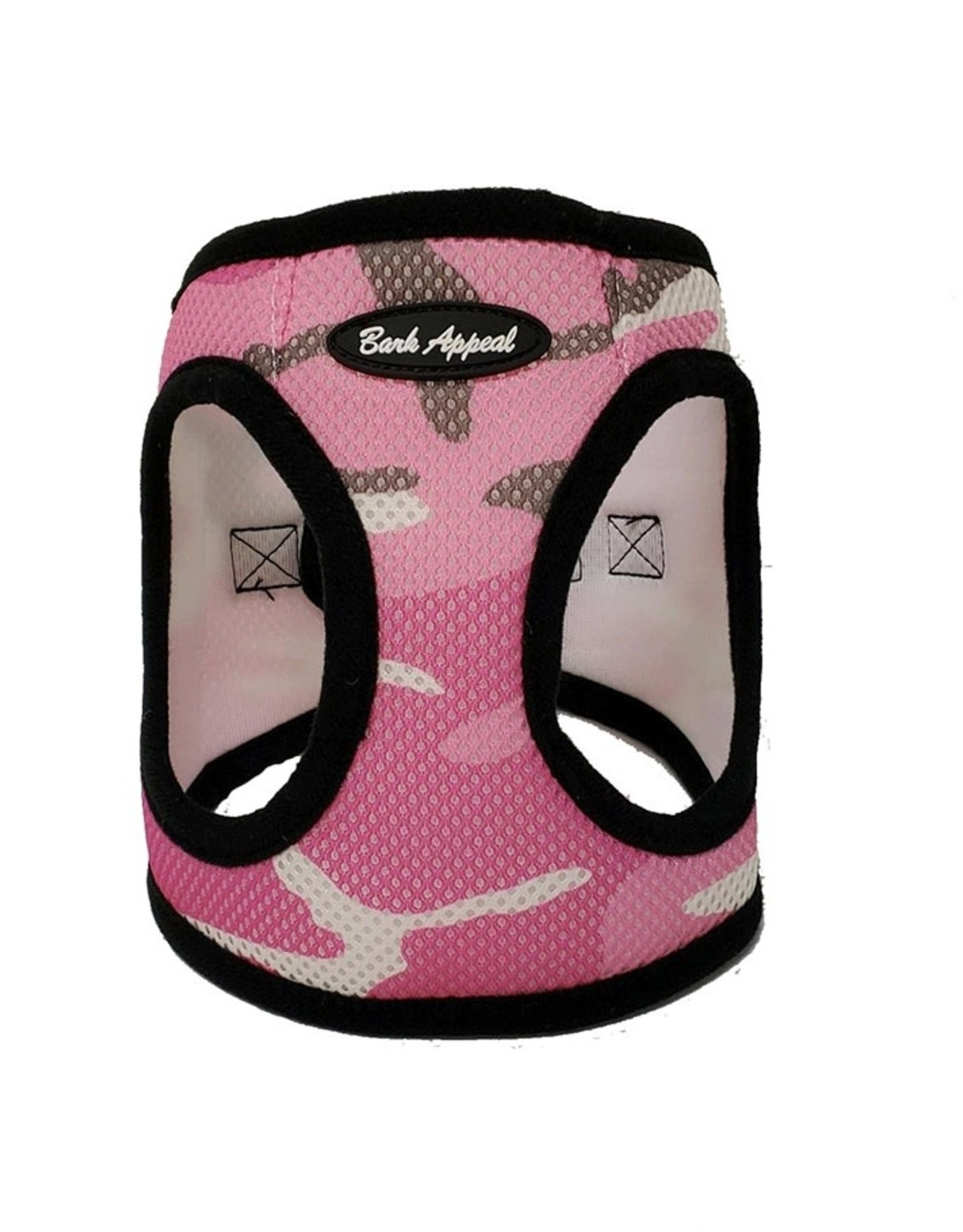 Bark Appeal Bark Appeal Step-In Mesh Harness Solid Colors