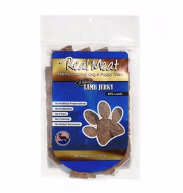 The Real Meat Company Real Meat Lamb Jerky Strip 8oz