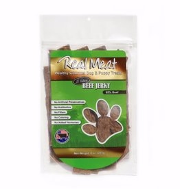 The Real Meat Company Real Meat Beef Jerky Strip 8oz
