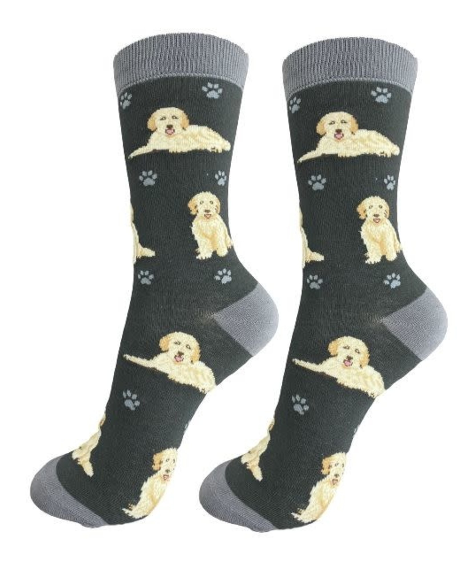 Goldendoodle Socks