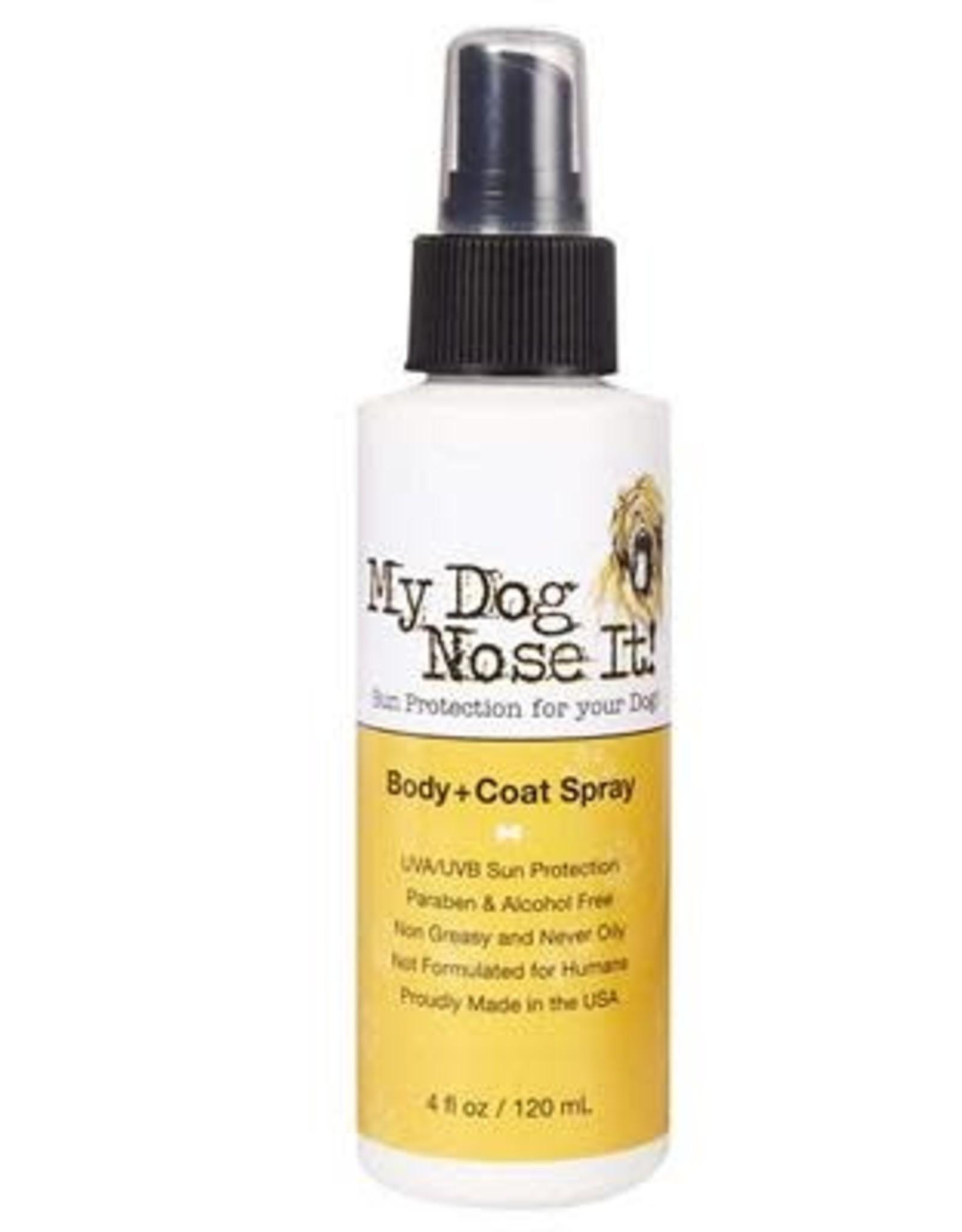 My Dog Nose It Coat and Body Spray 4oz