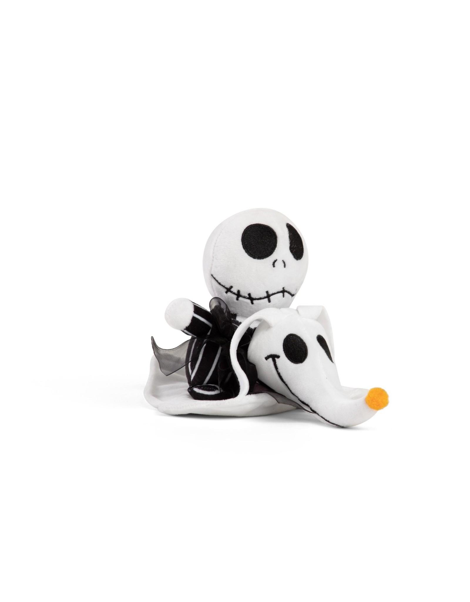 Sentiments Nightmare Before Christmas Jack & Zero Plush Toys 2 Pack
