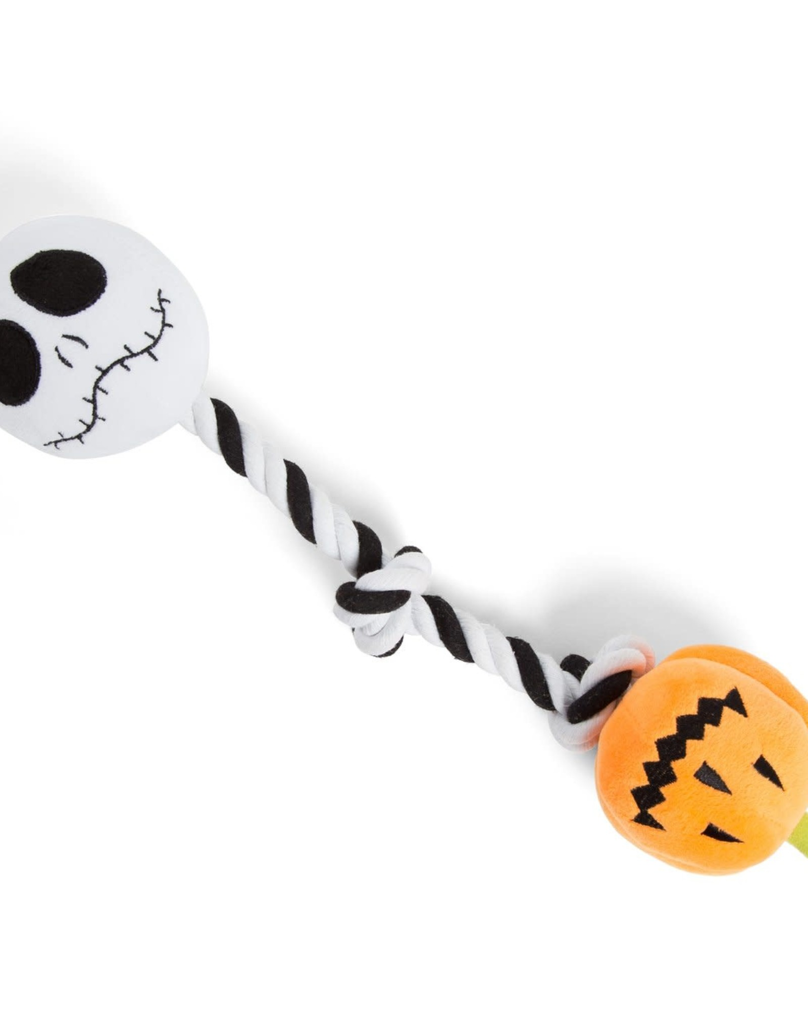 Sentiments Nightmare Before Christmas Pumpkin King Plush Rope Toy