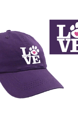Dog Speak Ball Cap - LOVE