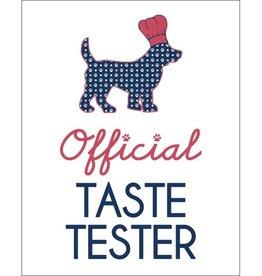 Kitchen Tea Towel - Official Taste Tester