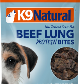 K9 Natural SALE - K9 Natural Beef Lung Protein Bites for Dogs