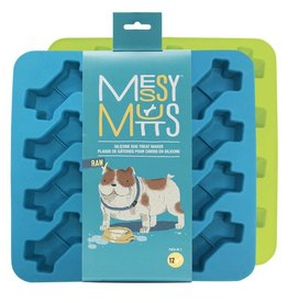 Messy Mutts Silicone Treat Mold