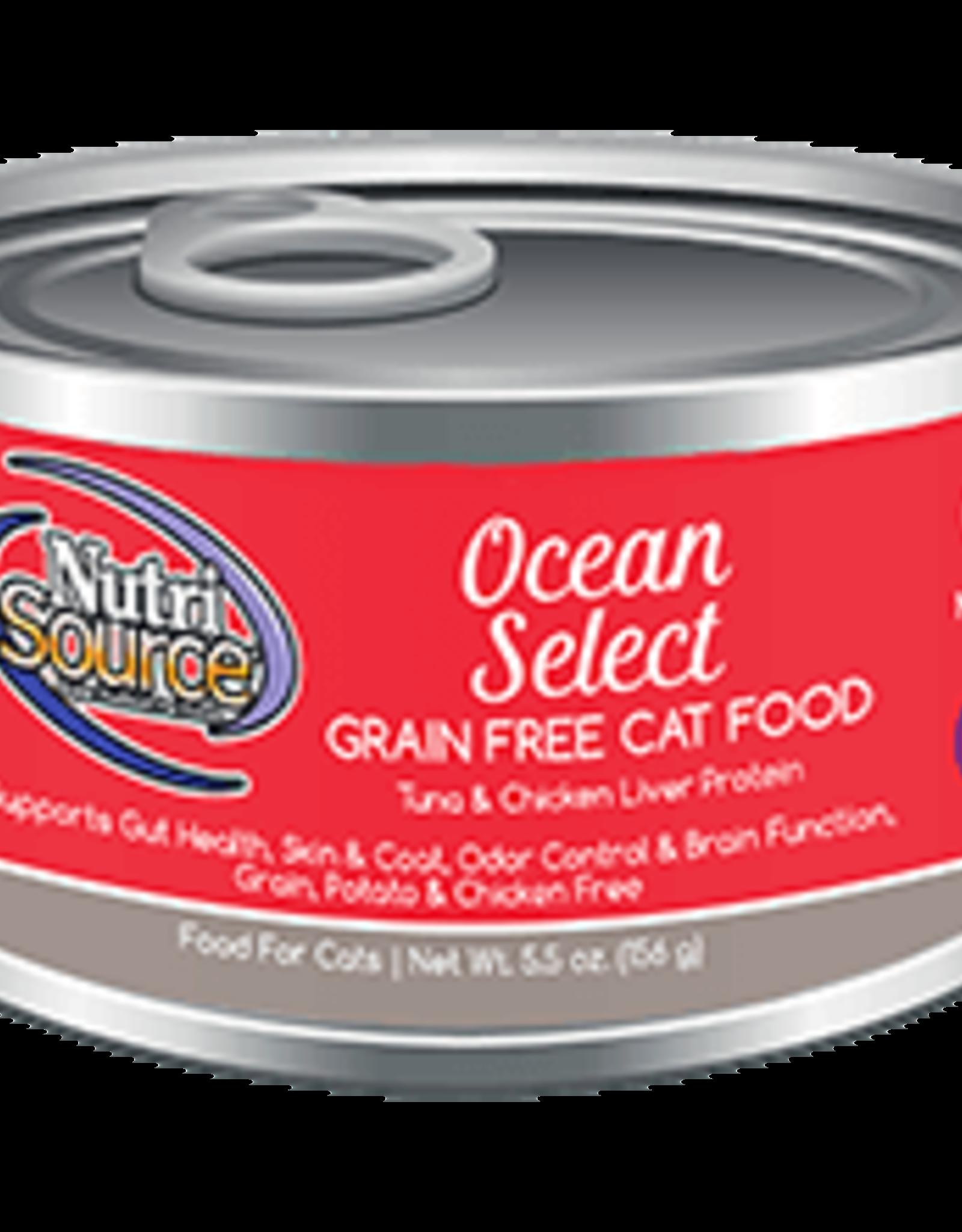 NutriSource SALE - NutriSource Ocean Select Cat 5.5oz