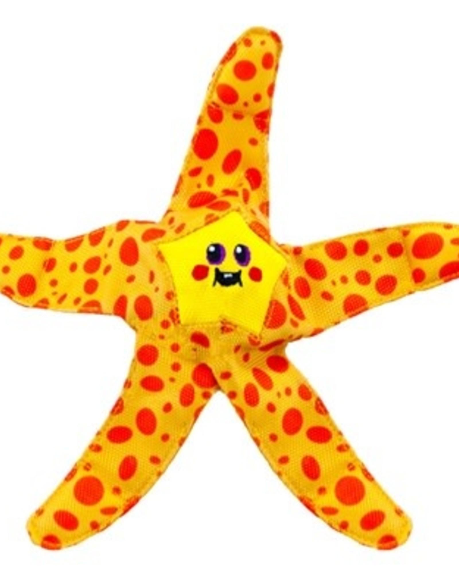 Outward Hound Floatiez Starfish Pet Toy