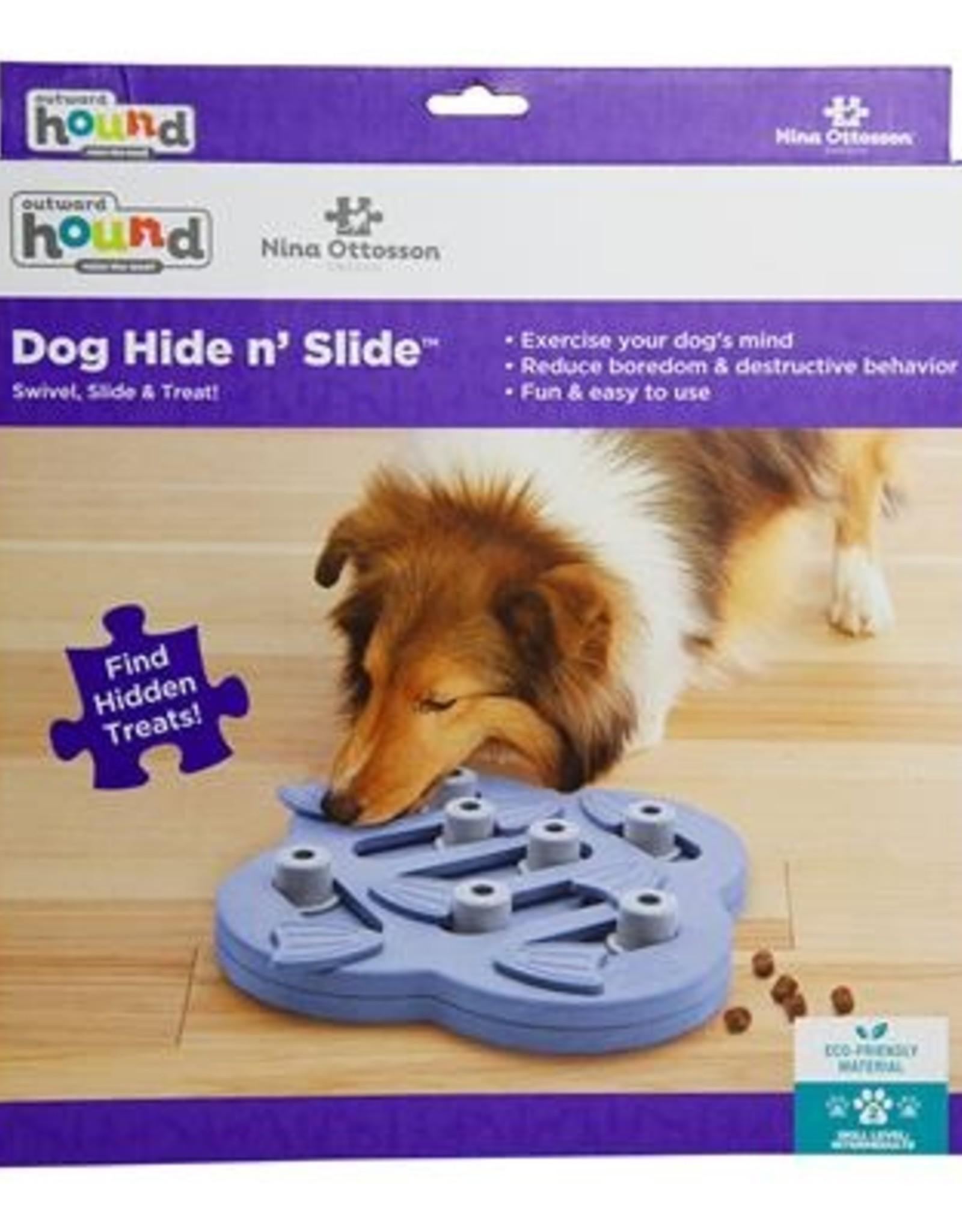 Outward Hound Hide N Slide Puzzle Toy