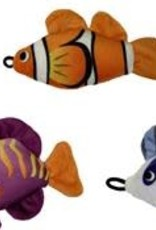 FabCat Gone Fishing Cat Toys