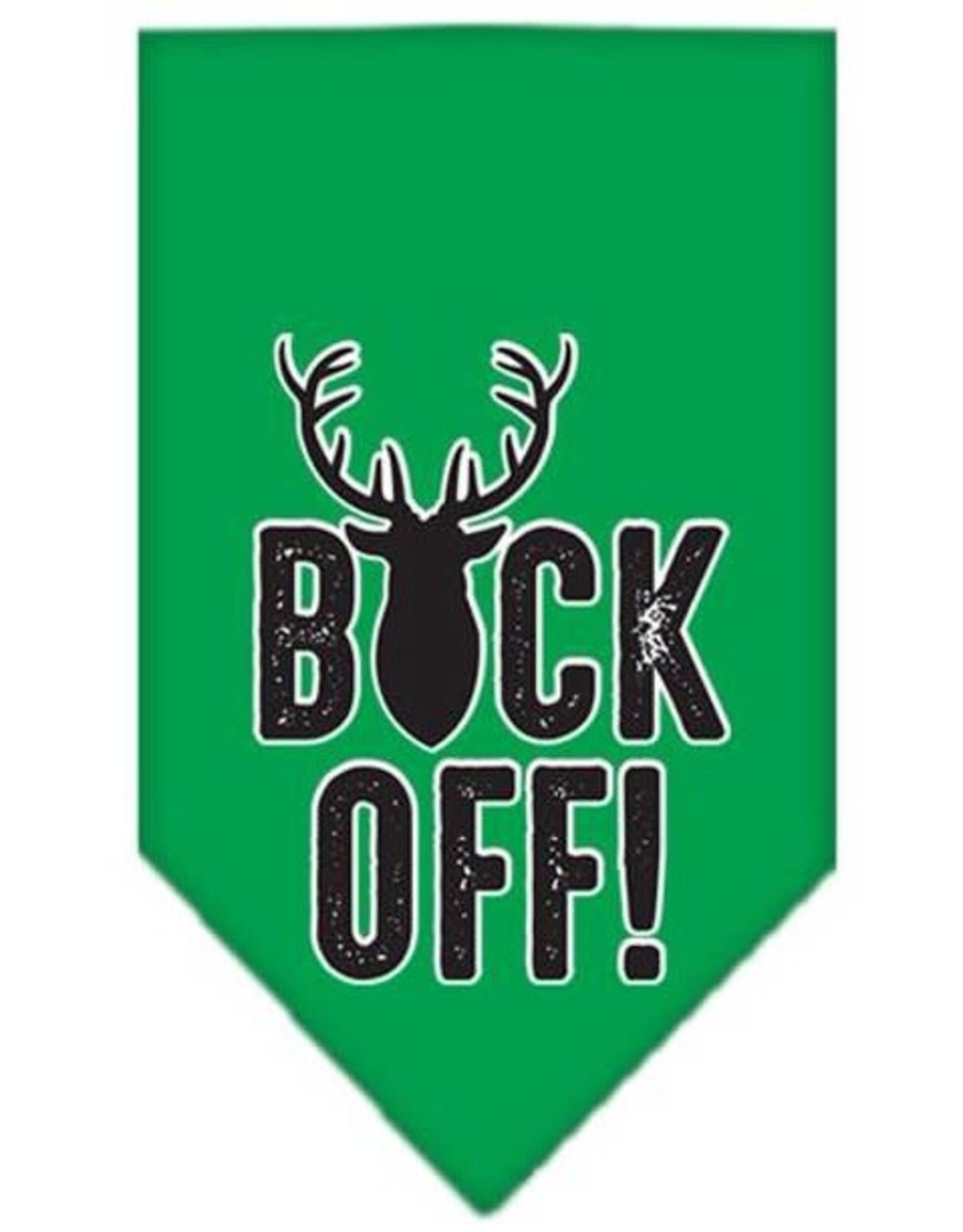 Buck Off Bandana