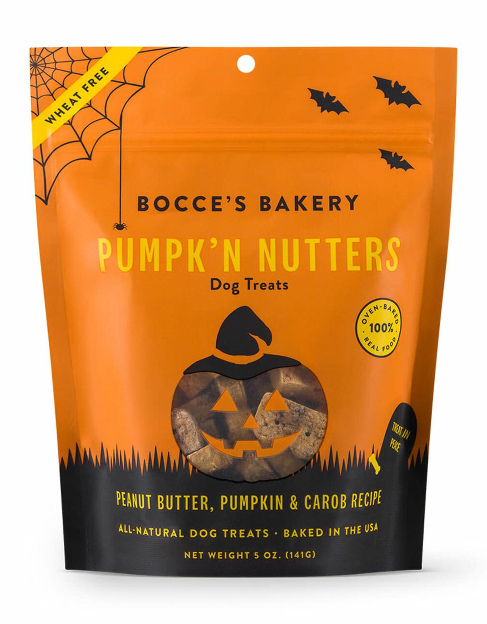 Bocce Bakery Pumpk'n Nutters 5oz