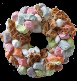K9 Granola Factory K9 Granola Ice Cream Sundae Donut