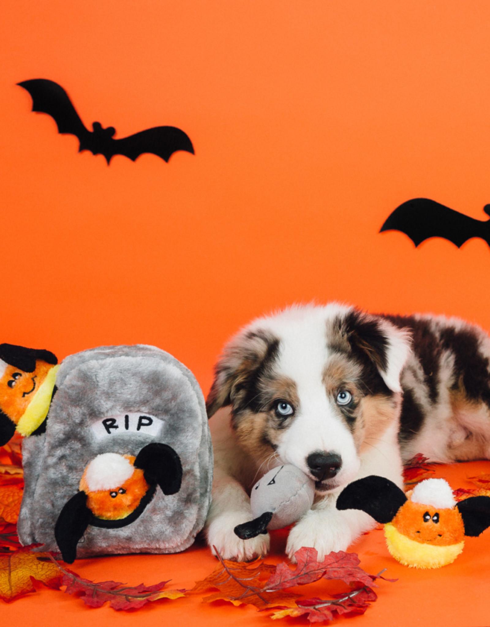 ZippyPaws ZippyPaws Halloween Burrow - Gravestone