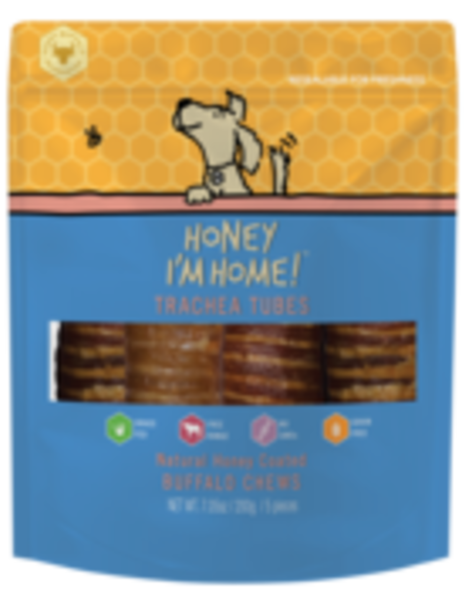 Honey I'm Home Honey I'm Home Buffalo Trachea Tubes 5pk