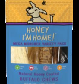 Honey I'm Home Honey I'm Home Buffalo Mega Muncher Variety Pack