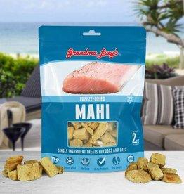Grandma Lucy's Grandma Lucy's Freeze-Dried Mahi Singles Treat