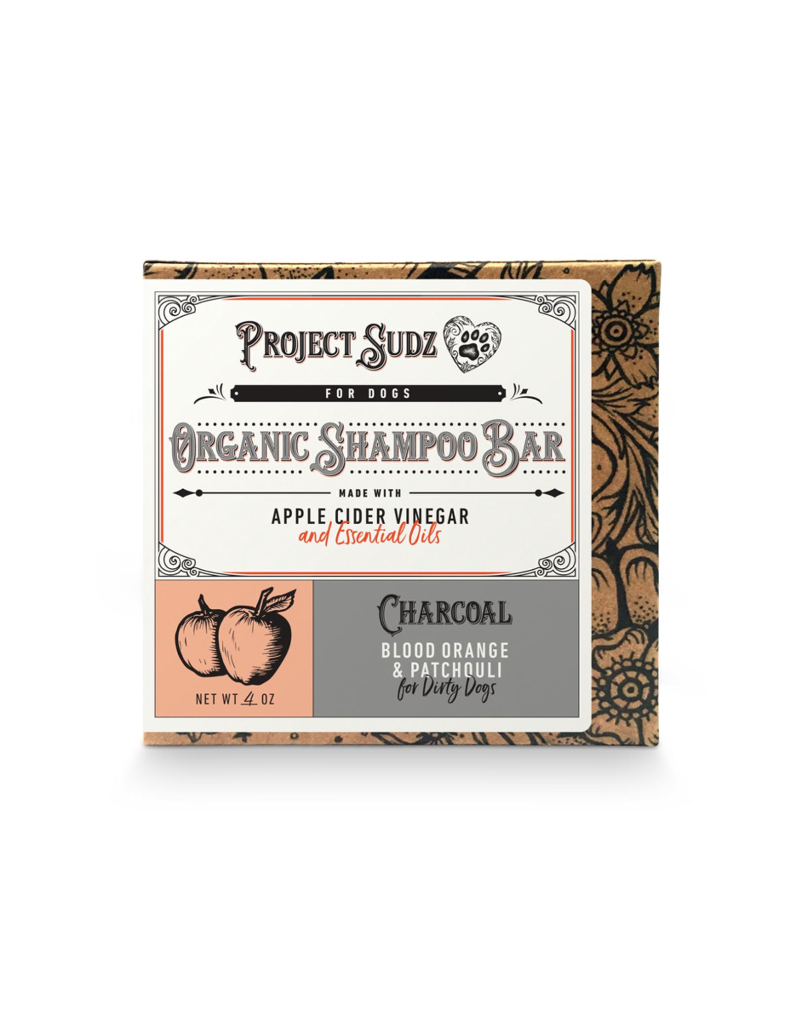 Project Sudz Project Sudz Charcoal Shampoo Bar