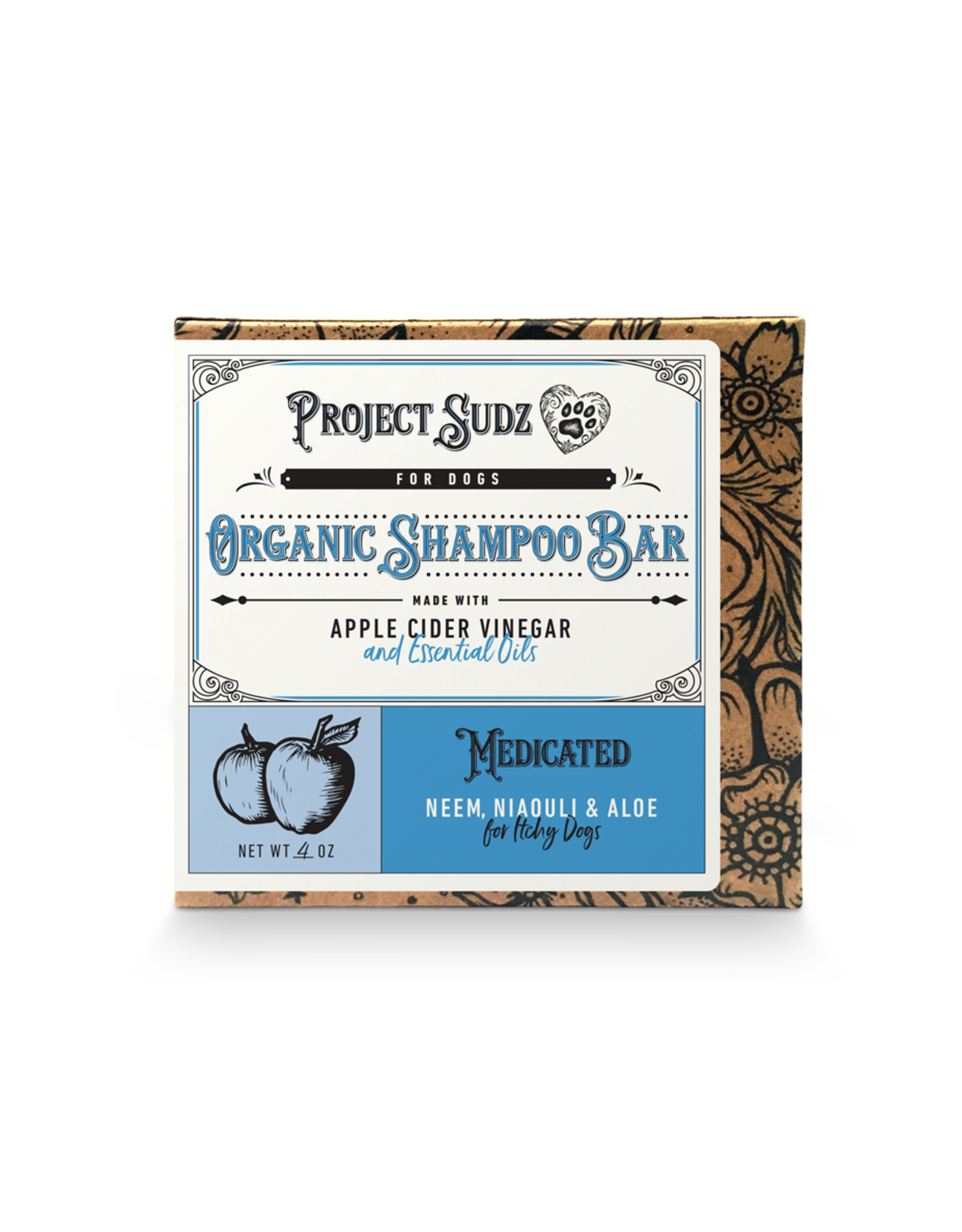 Project Sudz Project Sudz Medicated Shampoo Bar
