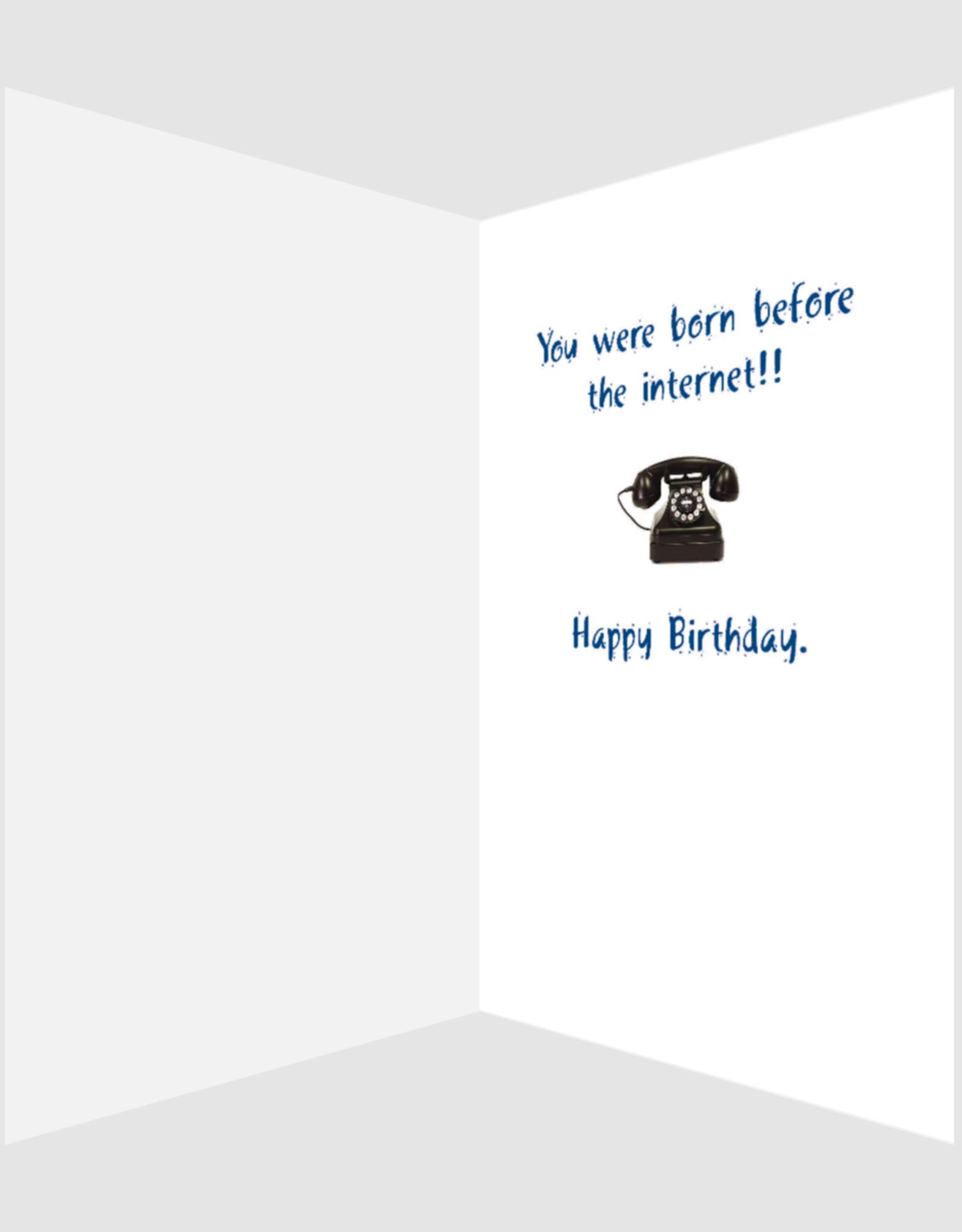 Dog Speak Dog Speak Card - Birthday - SHHH! Your secret is safe with me