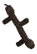Tall Tails Tall Tails Brown Braided Stick Toy