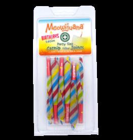 Meowijuana Meowijuana Birthjays - Party Catnip Joints