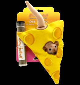 Meowijuana Meowijuana Get Cheezy Refillable Cheese & Mouse