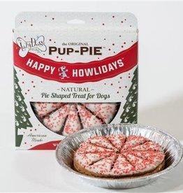 Happy Howlidays Pup Pie