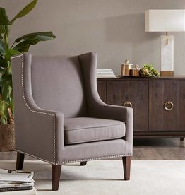 Gray Barton Chair