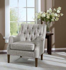 Qwen Button Tufted Chair