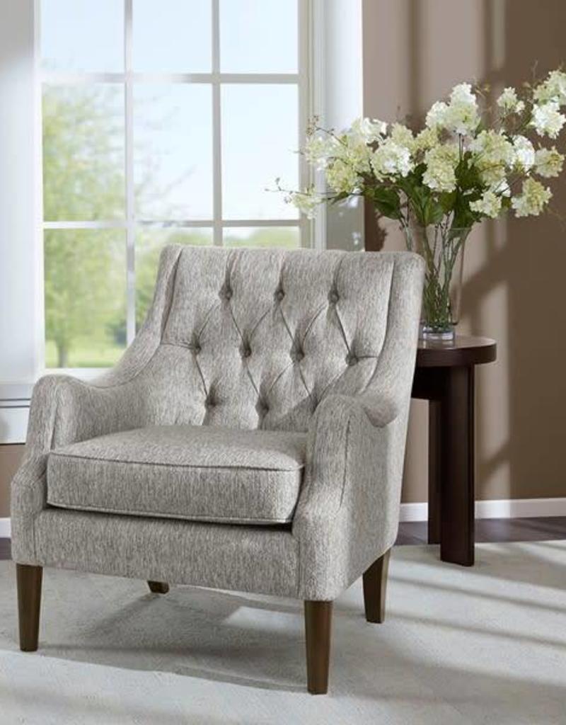 Qwen Button Tufted Chair ...
