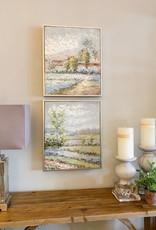 Wayward Rivers Landscape Art - Set of 2