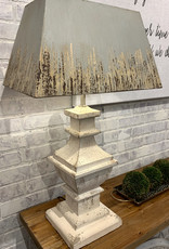 Wells Table Lamp w/ Metal Shade