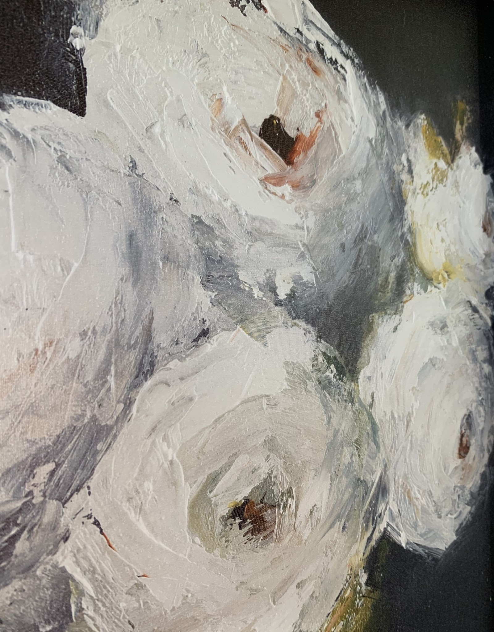Anita Floral Shadow Box