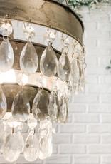 Glass Gem Pendant Lighting