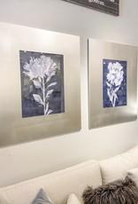 Watercolor Flower Art (Set of 2)