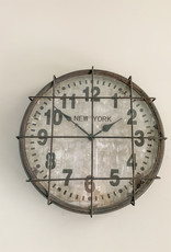 Apollo Subway Clock