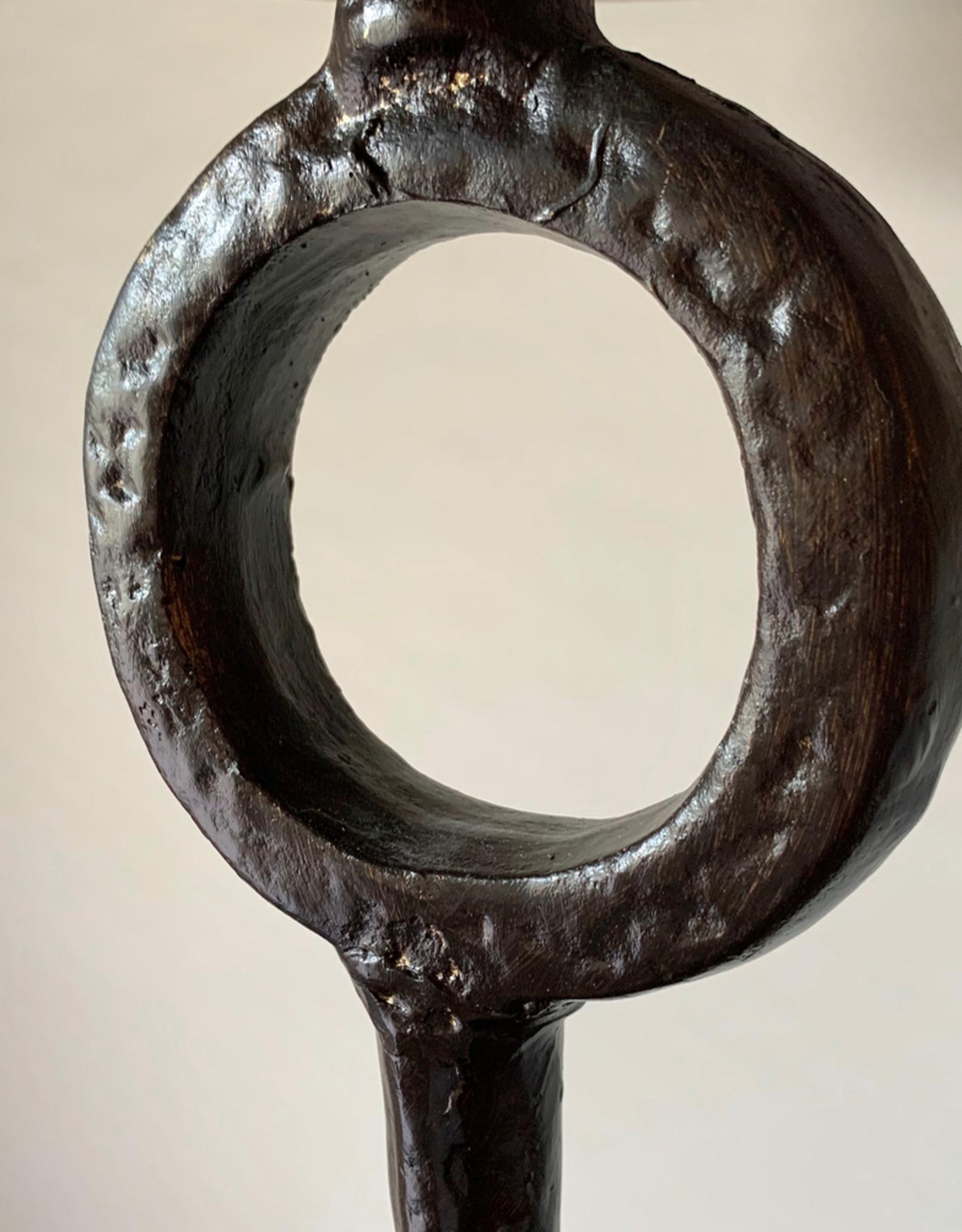 Ferro Cast Iron Table Lamp