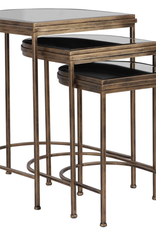 India Nesting Tables, Set/3
