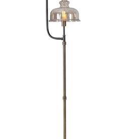 Elieser Industrial Floor Lamp